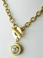 Modeschmuck-Halsketten & -Anhänger aus Kristall und Edelstahl mit Besondere Anlässe