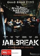 Jailbreak  - DVD - NEW Region 4