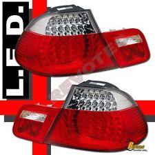 00 01 02 BMW E46 2DR Coupe 328Ci 325Ci 323Ci 330Ci LED Tail Lights 1 Pair