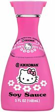 Kikkoman Hello Kitty Pink Special Edition Soy Sauce 5oz Japan - US SELLER