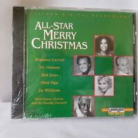 All-Star Merry Christmas by Various Artists CD Sealed Patti Page Vic Damone