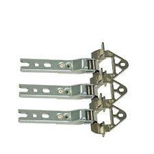 3x ORIGINAL Bisagra puerta refrigerador Bosch Siemens 00268699 entre otros Miele