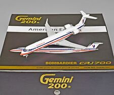 Gemini Jets 1:200 American Eagle CRJ-700 N538EG Old Colors G2AAL331