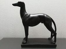 perro FIGURAS: REGALO Figura animal decoración Artículo Resina 27,5cm