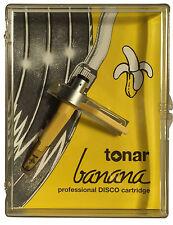 Tonar Banana Concorde DJ-Abtastsystem NEU Made by Ortofon Nadel Plattenspieler