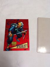 1993 Marvel Skybox Red Foil Specialist 2099 Card F7 (TC0005)