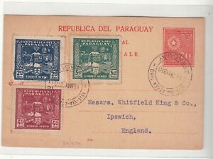 Paraguay / Stationery / Airmail