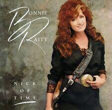 Nick Of Time - Bonnie Raitt (1989, CD NEUF)