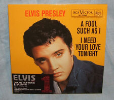 Elvis Presley A Fool Such As I - limited edition numbered CD single