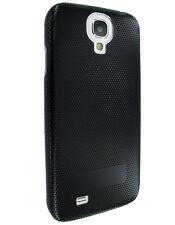 Coque sport perforée métallisée pour Samsung Galaxy S4 i9500 noire