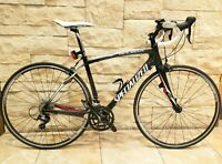 2013 Specialized Roubaix SL4 Expert Ui2 Compact 54㎝ Carbon Road Bike Shimano 2x9