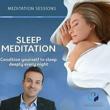 Sleep Meditation Guided Meditation - Self Hypnosis CD / MP3 APP