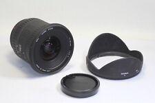 Sigma 17-35mm F/2.8-4 EX ASPHERICAL AF Lens for Minolta