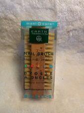 Earth Therapeutics 100% Pure Bristle Professional Nail Brush 1 Brush
