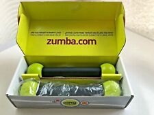 Zumba Weights/ Complete Total Body Transformation System DVD 3 Disc Set Workout