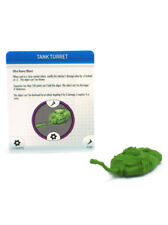 Marvel Heroclix Tank Turret 3D Object S102 Chaos War LE OP Kit Prize w/Card New
