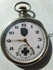 Antique Silver German WW2 Pocket Watch