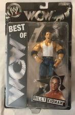 Billy Kidman WWE Best Of WCW Action Figure WWF Jakks Pacific
