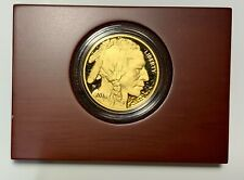2010-W $50 1oz Proof American Gold Buffalo (w/Box and Cert)
