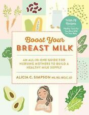 Boost Your Breast Milk: An All-In-One Guide for Nursing Mothers to Build a Healt