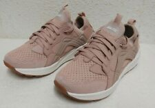 New $120 Earth Gallivant Women's Lace-Up Knit Blush Sneakers Sz 7