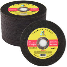 """10 Pack Cut Off Wheels 4"""" x1/8"""" x 5/8""""Metal Steel Cutting Disc for Angle Grinder"""