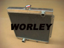 3 core  aluminum radiator for Ford XY 250 XW 302 GS GT 351 cleveland