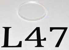 JML Spherical Bi-Convex Lens (L47)
