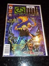 THE REAL ADVENTURES of JONNY QUEST - No 1 - Date 1996 - Dark Horse Comics