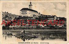Erster Weltkrieg (1914-18) Ansichtskarten aus Baden-Württemberg für Burg & Schloss