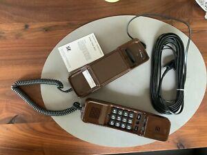 Kompaktelefon Dallas braun