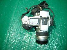 Vtg Minolta Konica DiMAGE 7i 5.0MP Digital Camera Memory  Strap Silver