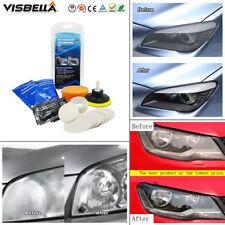 Car Headlight Lens Repair Restoration System Professional Polishing Tool Kit New