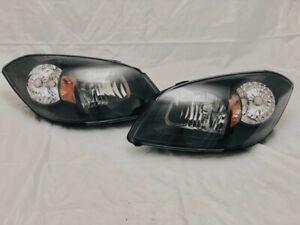2005- 2010 Chevy Cobalt, 07-09 Pontiac G5, 05-06 Pursuit, New Headlight Set