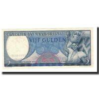 [#590198] Surinam, 5 Gulden, 1963-09-01, KM:120b, NEUF