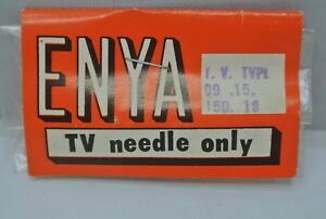 TV NEEDLE VALVE (ONLY) FOR THE ENYA ENGINE .09, .15, 15D or .19 (Part # 09230F1)