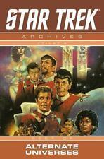 IDW STAR TREK ARCHIVES VOL 6 : BEST OF ALTERNATE UNIVERSES : TPB : BRAND NEW