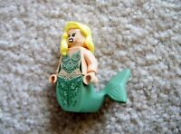 LEGO Pirates Of The Caribbean - Rare - Mermaid Minifig - Excellent