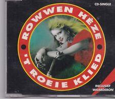 Rowwen Heze -T Roeie Klied cd maxi single