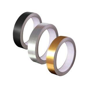 50m 1roll Ceramic Tile Mildewproof Gap Tape Decor Gold Silver Black Self Adhesiv