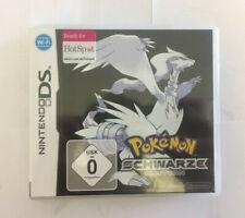 Pokémon: Schwarze Edition | 3ds | DS | Nintendo | gebraucht in OVP + Anleitung