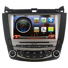 "US Ship Koolertron 8"" Autoradio GPS Satnav Headunit DVD Stereo For Honda Accord"