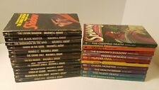 The Shadow by Maxwell Grant, Pyramid / Jove #1 - 23 Vintage Paperback Series Set