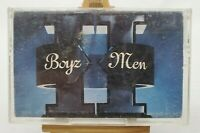 "Boyz II Men  ""ll"" Cassette Tape Motown Records #314530323-4 Circa 1994"