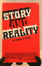 Story and Reality, Robert Roth, Preaching, Professional