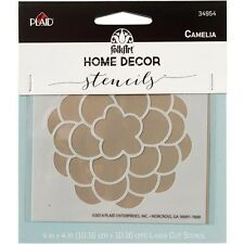 Plaid:Craft FolkArt Home Decor Stencil - 130023