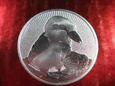 2020 Australian 2 oz. Kookaburra w/chick Next Generation $2 coin .9999 Silver