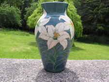 Sally Tuffin Dennis Chinaworks White Lily Vase