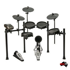 ALESIS Nitro Mesh 5 Piece Electronic Mesh Head Drumkit with Module & 3 Cymbals