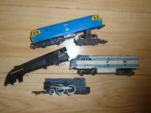 Collection of Locomotives for Hornby OO Gauge - Spares / Repair